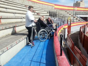 obras plaza de toros discapacitados1
